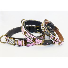 ECLETTICO PINK COLLAR