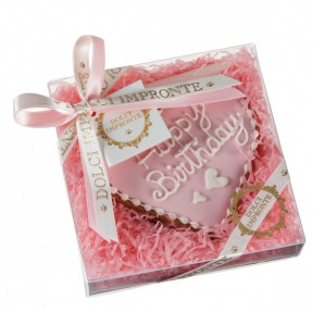HEART'S CAKE PINK