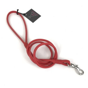 BASIC LEATHER LEAD RED